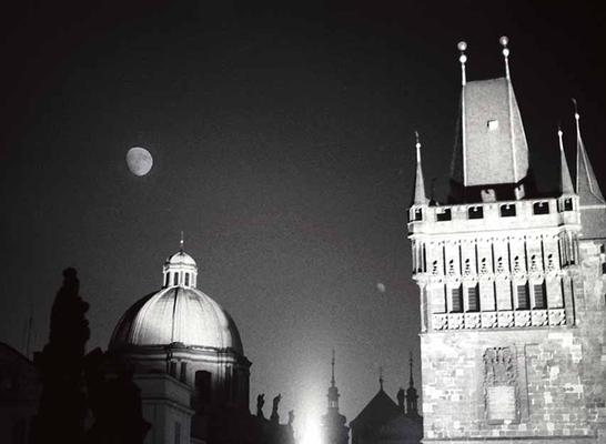 Moon over the Powder Tower    1993
